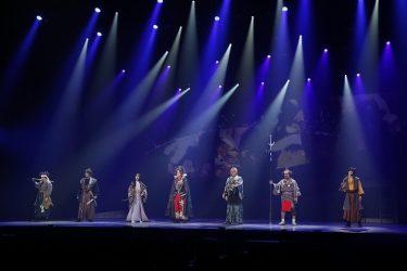 スペクタクル時代劇『魔界転生』九州で開幕!上川隆也 「丸ごと体感して」