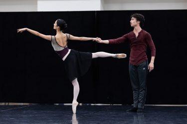 東京バレエ団『20世紀の傑作バレエ2』公開稽古「ダンサーとして幸せ」