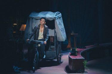 音楽劇『道』草なぎ剛とデヴィッド・ルヴォーの新作を作るという冒険