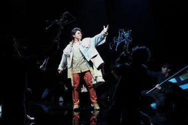 『オイディプスREXXX』中村橋之助、初のストレートプレイに「歌舞伎とはまた違った緊張感」