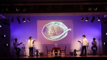『最果てリストランテ』再演!俳優×韓流×アーティストによるフォトシネマ朗読劇