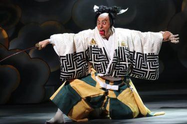 市川海老蔵×三宅健で名作文学が歌舞伎に!六本木歌舞伎『羅生門』ゲネプロ