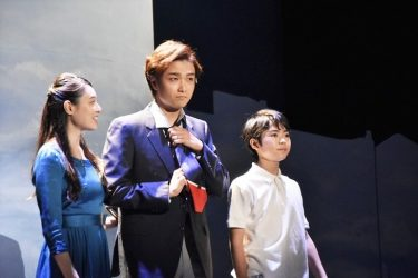 『十二番目の天使』まもなく開幕!井上芳雄&栗山千明のコメント到着