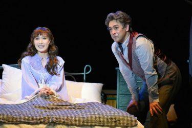古き良き世界観――音楽劇『ライムライト』開幕を控え石丸幹二、実咲凛音、矢崎広のコメント到着