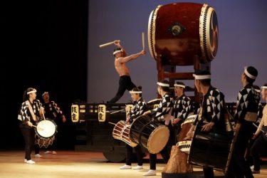 鼓童ワン・アース・ツアー2019『道』日本ツアースタート!次世代への継承