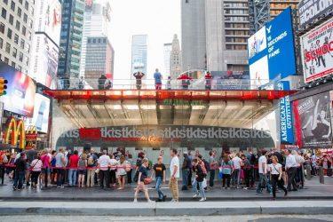 ブロードウェイ発祥のディスカウントチケットストア「tkts」が日本初上陸