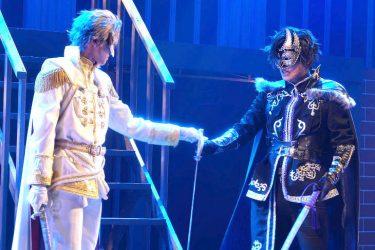 二人のヒーローが見せる正義の形『光芒のマスカレード -月光仮面異聞-』開幕