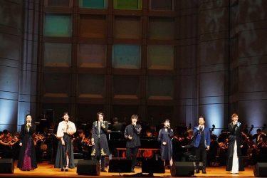 三浦大知、家入レオ、松下優也らが朗読と歌で表現する『蜜蜂と遠雷』の世界!舞台写真到着