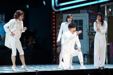 舞台『君の輝く夜に~FREE TIME,SHOW TIME~』開幕!稲垣吾郎「求められる限り輝きます!」