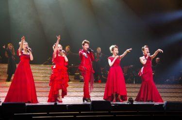 【動画】めくるめく名曲のオンパレード!舞台『SUPER GIFT! ~from Takarazuka stars~』公開リハーサル