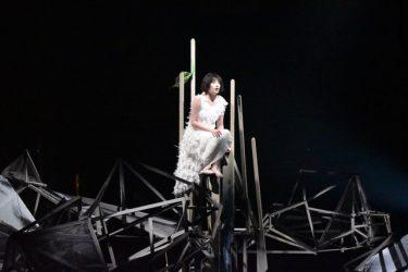 【動画】早見あかり、田中圭らがいざなう美しい舞台『夢の劇-ドリーム・プレイ-』公開ゲネプロをチラッと見せ