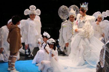 【動画】ミュージカル『新☆雪のプリンセス』公開ゲネプロ