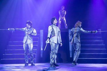 【動画】舞台「劇団シャイニング from うたの☆プリンスさまっ♪『ポラリス』」公開ゲネプロ