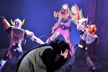 【動画】舞台『仮面ライダー斬月』 -鎧武外伝-公開ゲネプロ