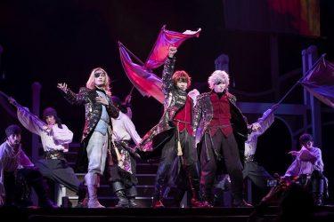 【動画】劇団シャイニング from うたの☆プリンスさまっ♪『Pirates of the Frontier』公開ゲネプロ