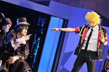 【動画】『アイ★チュウ ザ・ステージ~Rose Ecarlate~』公開ゲネプロ(アイステージ)