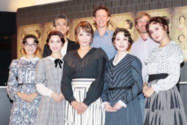 【動画】柚希礼音&ソニンで世界初演!A New Musical『FACTORY GIRLS~私が描く物語~』