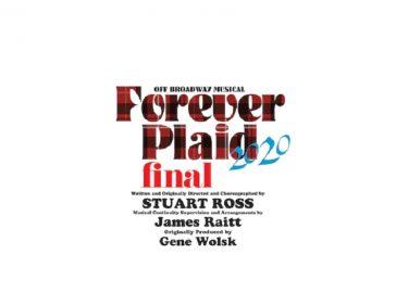 【中止】オフ・ブロードウェイ・ミュージカル『Forever Plaid(フォーエバープラッド)』