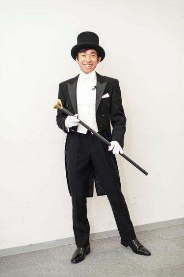 『TOP HAT』オフィシャルサポーターに織田信成が就任!初来日公演をさらに盛り上げる!