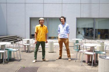 新国立劇場『かがみのかなたはたなかのなかに』長塚圭史と近藤良平にインタビュー!「不思議な絵本のような世界を楽しんで!」