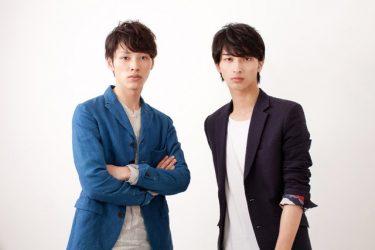 舞台『もののふ白き虎』安西慎太郎・横浜流星インタビュー!「2人で一生懸命に、真っすぐにぶつかっていきます!」