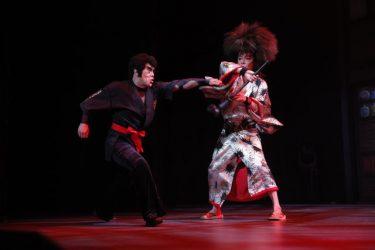東京公演ついに開幕!劇団☆新感線35周年 オールスターチャンピオンまつり『五右衛門vs轟天』
