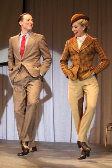 大ヒットミュージカル映画の舞台版『TOP HAT』、主演キャストが初来日!圧巻のパフォーマンスで魅了