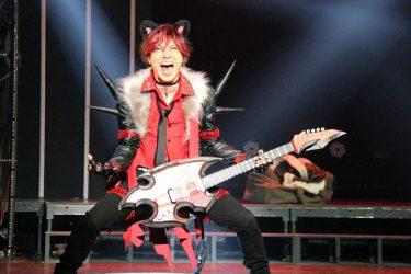 『SHOW BY ROCK!! MUSICAL~唱え家畜共ッ!深紅色の堕天革命黙示録ッ!!~』大人気音楽アプリゲームがリアルなステージに降臨!