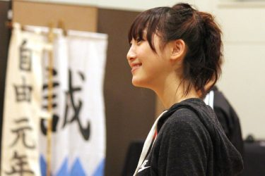 『新・幕末純情伝』松井玲奈にインタビュー!「今の時代、このメンバーだからこそできるお芝居を」