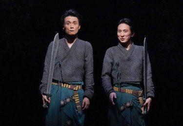 従うべきは命令か、それとも個人の意志か・・・成河と亀田佳明の二人芝居『タージマハルの衛兵』開幕