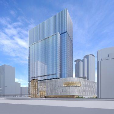 大阪駅前に1200席規模の新劇場誕生!2024年開館予定