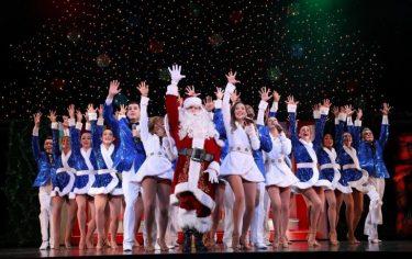 本田望結『アナと雪の女王2』の主題歌で舞う!『ブロードウェイ クリスマス・ワンダーランド』開幕