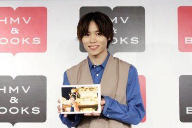 太田将熙が2020年版カレンダー発売記念イベント開催!「写真を撮りながらデートしている感覚に」