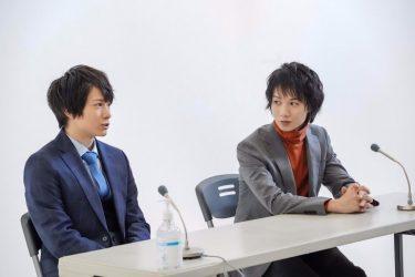『チョコレート戦争』小澤廉&植田圭輔がドラマから舞台へバトンタッチエール
