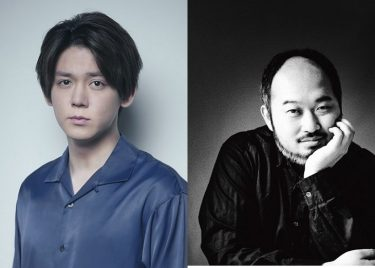 小瀧望が5年ぶりの舞台『エレファント・マン』で異形の美しき青年に!演出は森新太郎