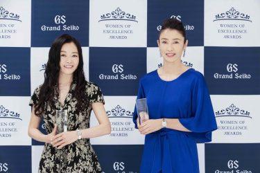 自分らしく働き、輝く女性「Women of Excellence Awards」に吉田都、水野美紀が選出