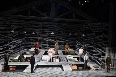 三谷幸喜新作『大地』大千穐楽を含む3公演のライブ配信が決定