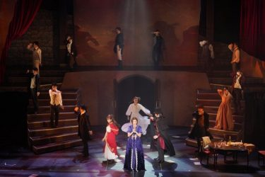 音楽劇『モンテ・クリスト伯』開幕!凰稀かなめ「ここまで来れた」という嬉しさ湧く