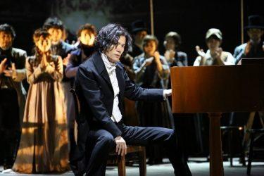 稲垣吾郎主演の舞台『No.9–不滅の旋律』再々演決定!剛力彩芽、前山剛久ら出演