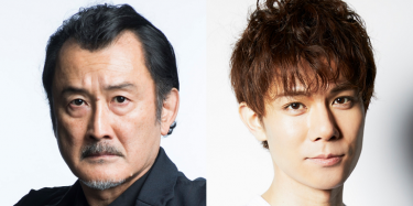 吉田鋼太郎、柿澤勇人が濃密なサスペンス『スルース~探偵~』を二人芝居で