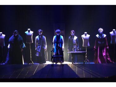 """岡宮来夢主演『5 Guys Shakespeare Act1:[HAMLET]』開幕!脚本・演出が松崎史也が描く刺激的な""""ハムレット"""""""