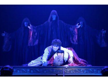 5人の圧倒的な歌唱力と演技で魅了!岡宮来夢初主演『5 Guys Shakespeare Act1:[HAMLET]』公開ゲネレポート