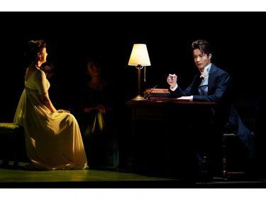 『Op.110 ベートーヴェン「不滅の恋人」への手紙』兵庫で開幕!一路真輝&田代万里生のコメント到着