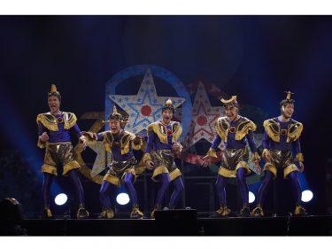 宇宙人たちと22年ぶりの再会!THE CONVOY SHOW『パピプペポ~!』公演レポート