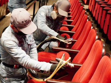 シアタークリエ&帝国劇場『ウイルス侍』で感染予防を徹底!「お客様に安心を」