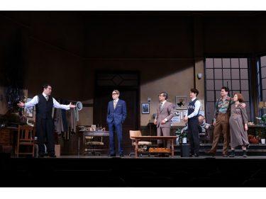 「後悔はさせません!」三谷幸喜も自信を見せる舞台『23階の笑い』開幕!瀬戸康史、松岡茉優ら出演