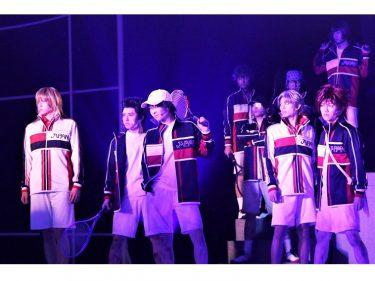 ミュージカル『新テニスの王子様』The First Stage開幕!今牧輝琉「新テニミュの幕開け」に成長誓う