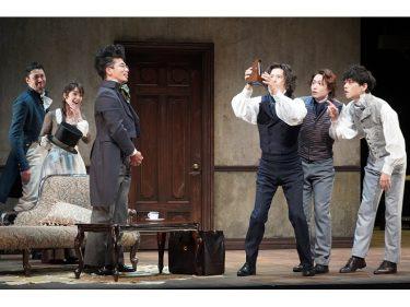 稲垣吾郎主演舞台『No.9―不滅の旋律―』会見レポート!「ベートーヴェンからの大きな大きな愛のメッセージ」