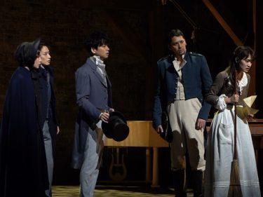 ベートーヴェンの波乱と苦悩の生涯描く舞台『No.9―不滅の旋律―』(2020年)公開ゲネプロ