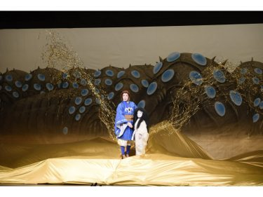 新作歌舞伎『風の谷のナウシカ』DVD&BD発売を記念して名シーン動画が公開に